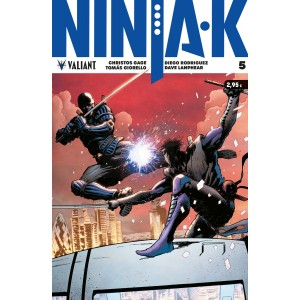 Ninja-k nº 05