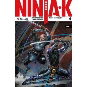 Ninja-k nº 06