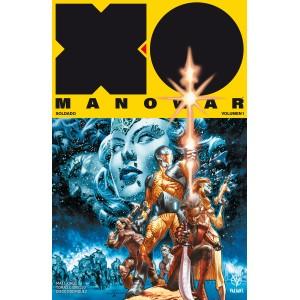XO Manowar nº 01 (Tomo recopilatorio)