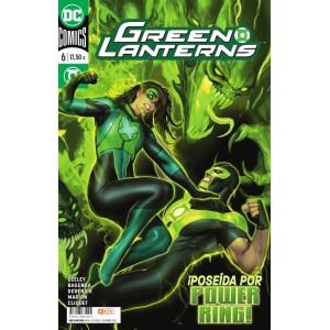 Green Lanterns nº 06