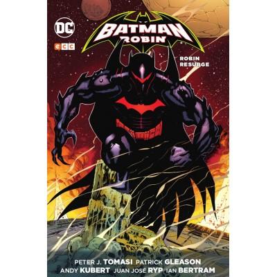 Batman y Robin: Robin resurge