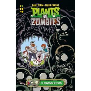 Plants vs. Zombies: El champiñón reventón