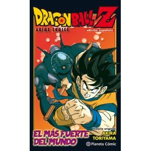 Dragon Ball Z Anime Comics: El más fuerte del mundo