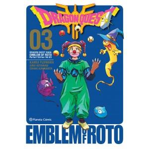 Dragon Quest: Emblem of Roto nº 03