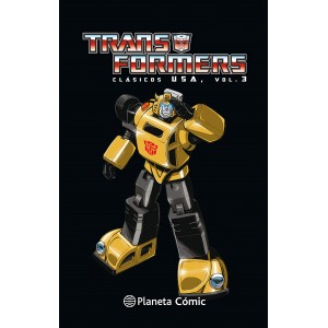 Transformers Marvel USA nº 03