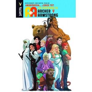 Las aventuras de Archer y Armstrong nº 03