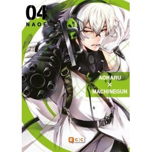 Aoharu x Machinegun nº 04