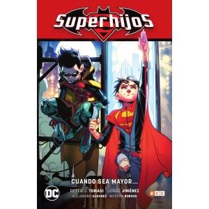 Superhijos nº 01 (Recopilatorio)