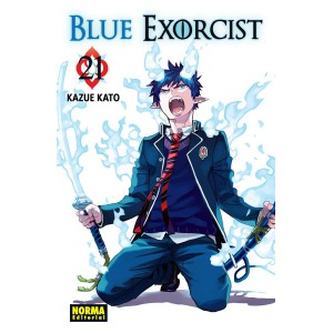 Blue Exorcist nº 21