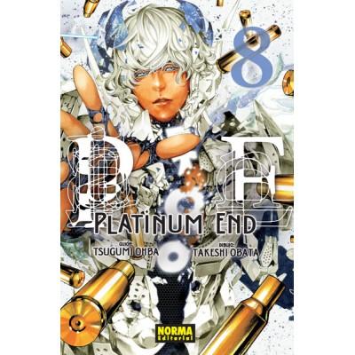 Platinum End nº 08