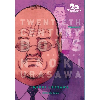 20th Century Boys Kanzenban nº 07
