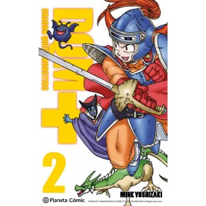 Dragon Quest Monsters nº 02