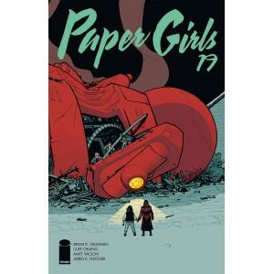 Paper Girls nº 19