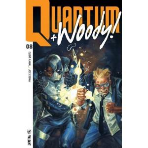 Quantum + Woody nº 08