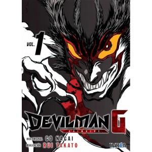 Devilman G nº 01
