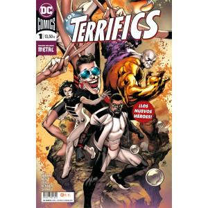 Los Terrifics nº 01