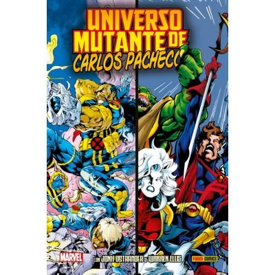 100% Marvel HC. Universo mutante de Carlos Pacheco