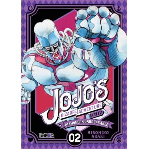 JoJo's Bizarre Adventure Parte 04: Diamond is Unbreakable nº 02