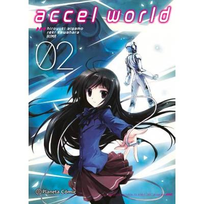 Accel World nº 02