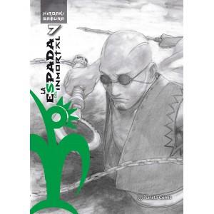 La Espada Del Inmortal Kanzenban nº 07