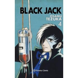 Black Jack nº 04 (Nueva edición)