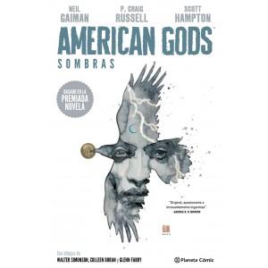 American Gods: Sombras nº 01 (Tomo)