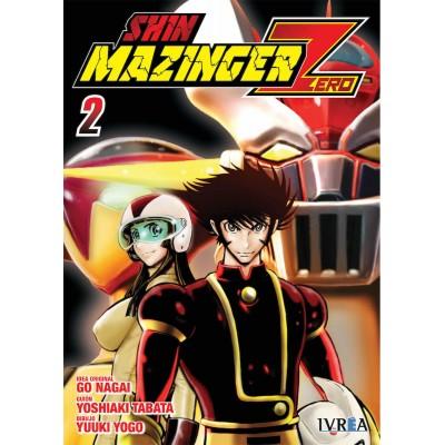 Shin Mazinger Zero nº 02