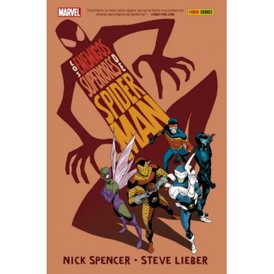 100% Marvel HC. Los enemigos superiores de Spiderman