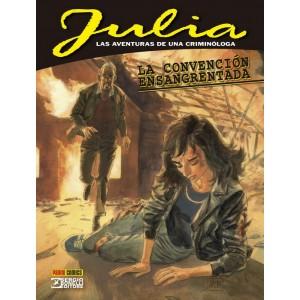 Julia: Las aventuras de una criminóloga