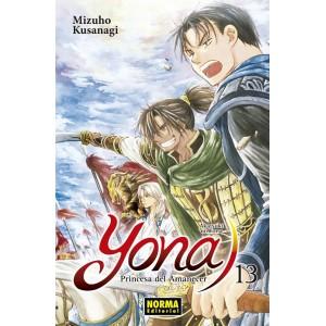 Yona, princesa del amanecer nº 13