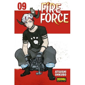 Fire Force nº 09