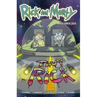Rick y Morty nº 06