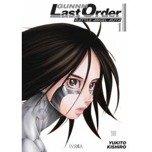 GUNNM: Last Order nº 01