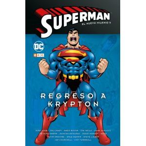Superman: El nuevo milenio nº 05 - Regreso a Krypton