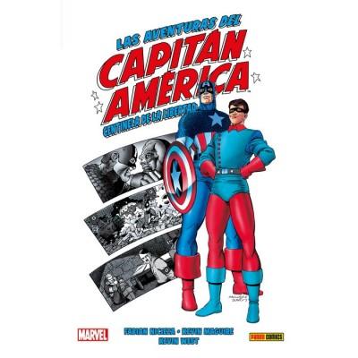 100% Marvel HC. Las aventuras del Capitán América, centinela de la libertad