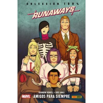 100% Marvel HC. Runaways nº 02