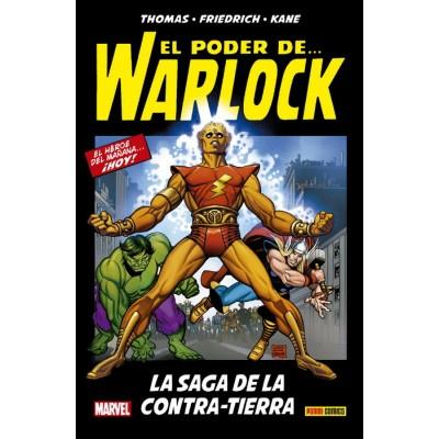 100% Marvel HC. Warlock: La saga de la Contra-Tierra