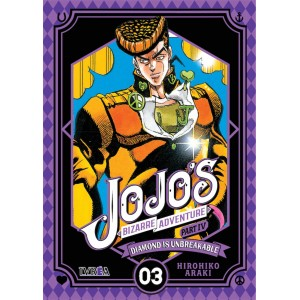 JoJo's Bizarre Adventure Parte 04: Diamond is Unbreakable nº 03