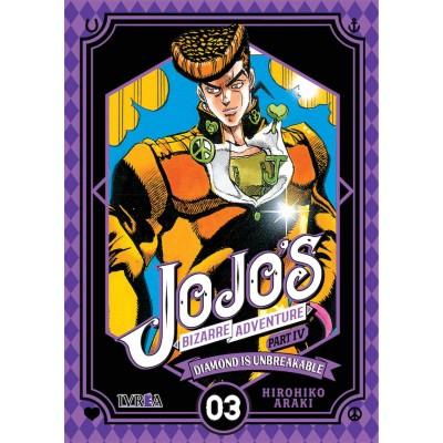 JoJo's Bizarre Adventure Parte 04: Diamond is Unbreakable nº 03