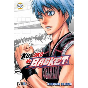 Kuroko no Basket nº 26