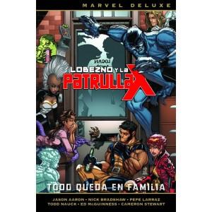 Marvel Deluxe. Lobezno y la Patrulla-X nº 05