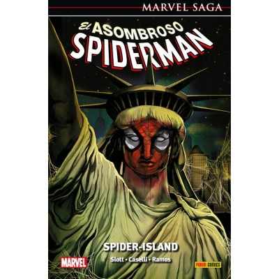 Marvel Saga nº 73. El asombroso Spiderman nº 34