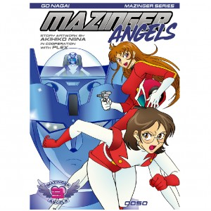 Mazinger Angels nº 03