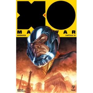 XO Manowar nº 18