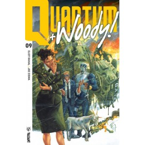 Quantum + Woody nº 09