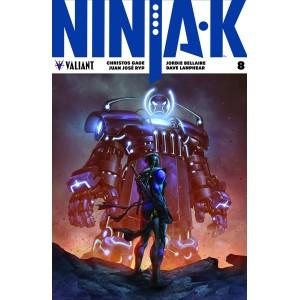 Ninja-k nº 08