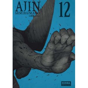 Ajin Semihumano nº 12