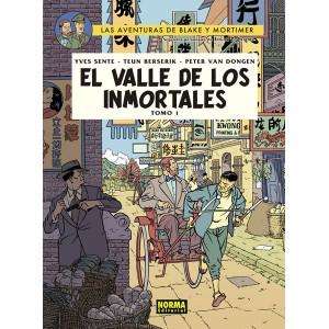 Blake y Mortimer nº 25: El valle de los inmortales (Tomo 1)