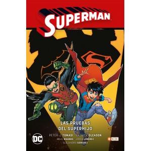 Superman vol. 02: Las pruebas del superhijo
