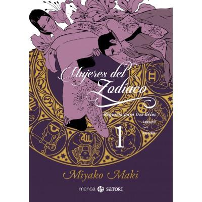 Mujeres del Zodíaco nº 01